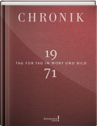 Chronik 1971 - Cover