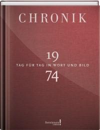 Jubiläumschronik 1974 - Cover