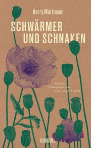 Schwärmer und Schnaken - Cover