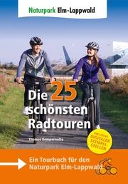 Naturpark Elm-Lappwald - Die 20 schönsten Radtouren - Cover