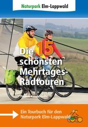 Naturpark Elm-Lappwald - Die 15 schönsten Mehrtages-Radtouren - Cover