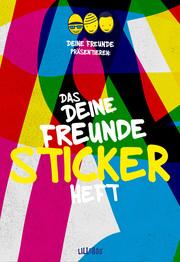 DEINE FREUNDE Stickerheft