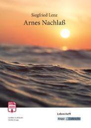 Arnes Nachlass - Siegfried Lenz