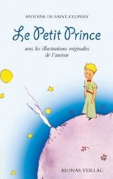 Le Petit Prince: Antoine de Saint-Exupéry - Cover