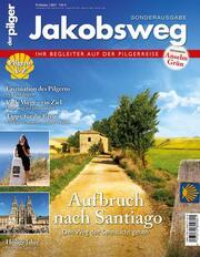 Jakobsweg - Aufbruch nach Santiago - Cover