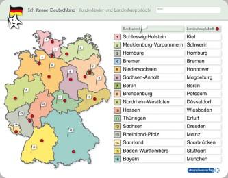 Langerblomqvist Ich Kenne Deutschland 1 Bundeslander