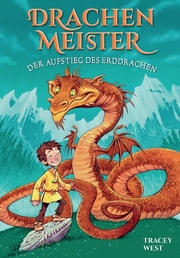Drachenmeister 1 - Cover