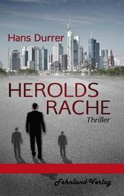 Herolds Rache - Cover