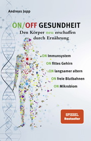 ON/OFF Gesundheit - Cover