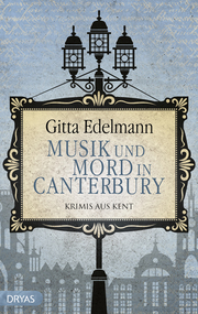 Musik und Mord in Canterbury - Cover