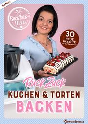 RuckZuck Kuchen & Torten Backen mit Manu 3 - Cover