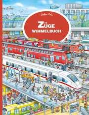 Züge Wimmelbuch