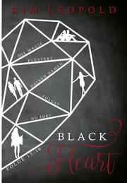 Black Heart. Die Magie flüstert deinen Namen. Folgst du ihr? - Cover