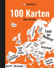 100 Karten über Sprache - Cover