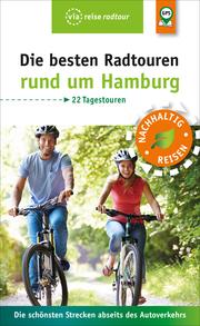 Die besten Radtouren rund um Hamburg - Cover