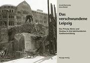 Das verschwundene Leipzig - Cover