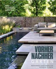 Vorher-nachher-Gärten - Cover