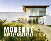 Moderne Gartenkonzepte - Cover