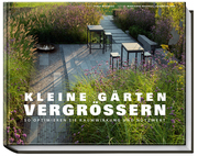 Kleine Gärten vergrößern - Cover