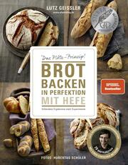 Brot backen in Perfektion - Cover