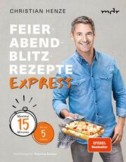 Feierabend-Blitzrezepte EXPRESS - Cover
