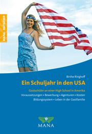 Ein Schuljahr in den USA - Cover