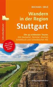 Wandern in der Region Stuttgart - Cover
