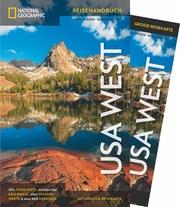 NATIONAL GEOGRAPHIC Reisehandbuch USA - Der Westen