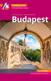 Budapest MM-City Reiseführer Michael Müller Verlag