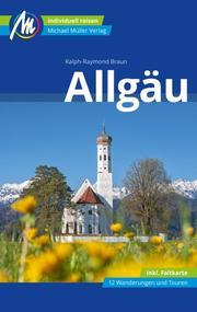Allgäu Reiseführer Michael Müller Verlag