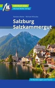 Salzburg & Salzkammergut Reiseführer Michael Müller Verlag