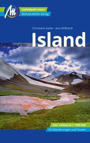 Island Reiseführer Michael Müller Verlag