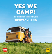 Yes we camp! Deutschland - Cover