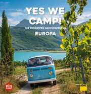 Yes we camp! Europa - Cover
