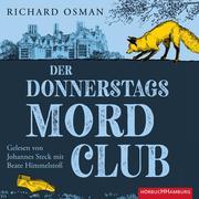 Der Donnerstagsmordclub - Cover