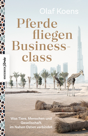 Pferde fliegen Businessclass