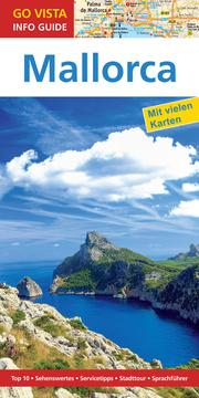 GO VISTA: Reiseführer Mallorca - Cover