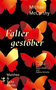 Faltergestöber - Cover