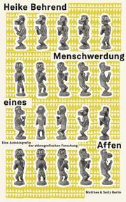 Menschwerdung eines Affen - Cover