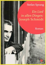 Ein Lied in allen Dingen - Joseph Schmidt - Cover