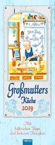 Küchenkalender Großmutters Küche 2018 Terminkalender Wandkalender Notizkalender