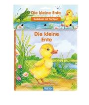 Die kleine Ente - Cover