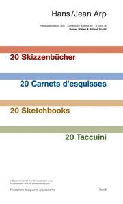 Twenty Sketchbooks