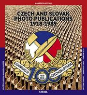 Czech and Slovak Photo Publications, 1918-1989