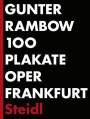 100 Plakate Oper Frankfurt