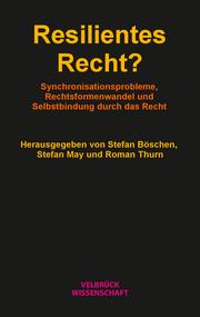 Resilientes Recht? - Cover