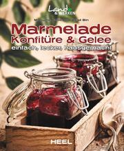 Marmelade, Konfitüre & Gelee - Cover
