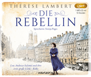 Die Rebellin - Cover