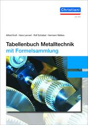 Tabellenbuch Metalltechnik - Cover