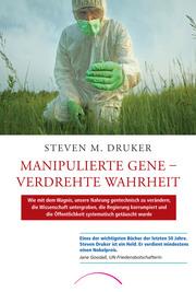 Manipulierte Gene - Verdrehte Wahrheit - Cover